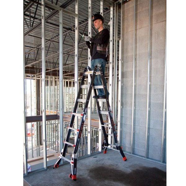 DarkHorse Ladder A Frame Extended