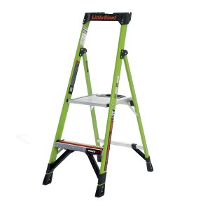 MIGHTYLITE FIBERGLASS STEPLADDER