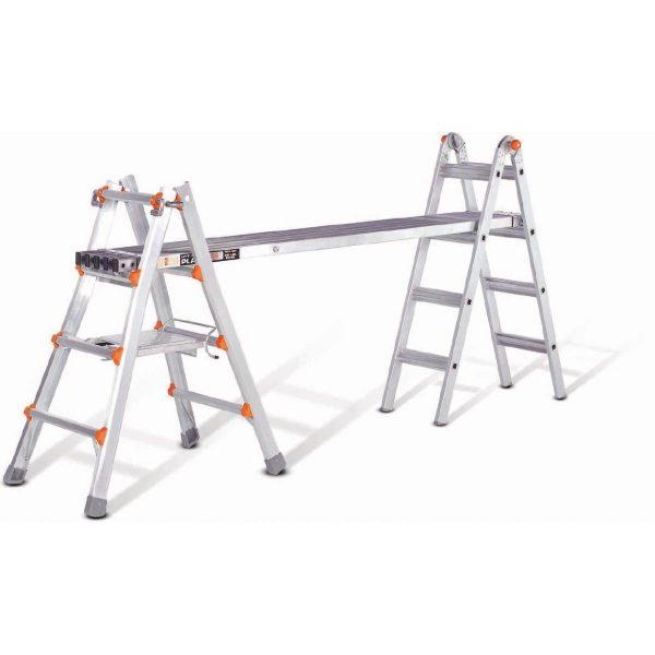 Work Plank Little Giant Ladders Use