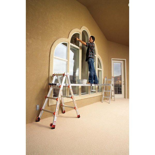 Work Plank Little Giant Ladders Lyfstyle