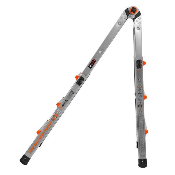 Velocity Ladder 90 degrees